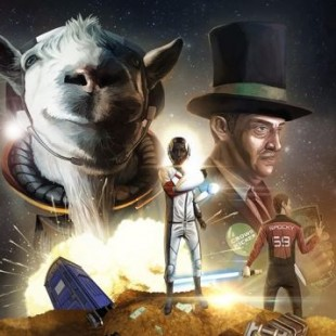 Goat Simulator Goes To Space With New Expansion: Waste of Space